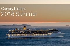 11 Nights Canary Islands With Costa Pacifica (Fly & Cruise)