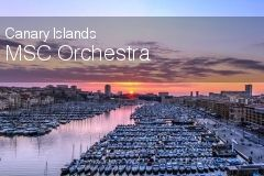 12 Nights Canary Islands With MSC Orchestra