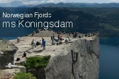 7 Nights Norwegian Fjords With Koningsdam (Fly & Cruise)