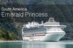 14 Nights South America With Emerald Princess
